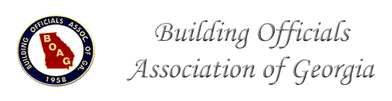 Building Officials Association of Georgia logo
